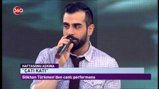 Hafta Sonu Aşkına Gökhan Türkmen Çatı Katı Canlı Performans