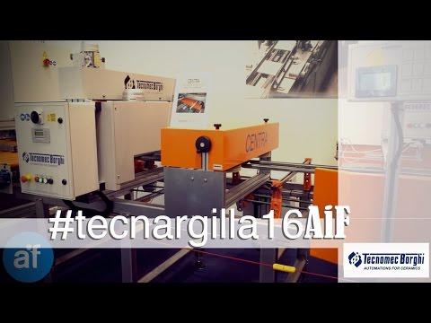 Tecnomec Borghi: lo specialista italiano per la movimentazione delle piastrelle