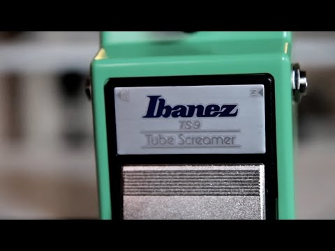 IBANEZ TS 9 Kytarový efekt