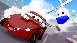 Policejní auta pro děti - Malý Jerry se pohřešuje!