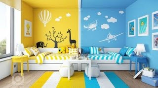Colorful Kids Room Design || Amazing Kids Room Decor Ideas