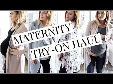 Maternity Fashion Try-On Haul Fashion Nova | Kendra Atkins