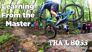 Technical Mountain Bike Trail Tips | Hans Rey Ride Along