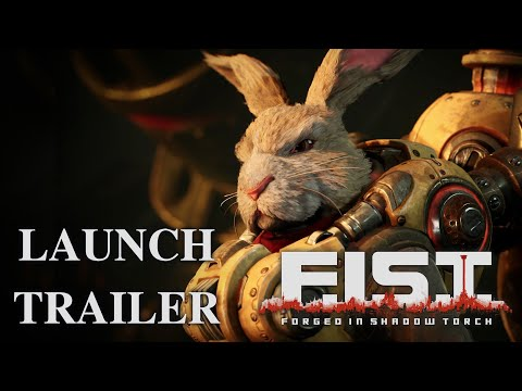 Launch Trailer | PS5, PS4 de F.I.S.T.: Forged in Shadow Torch