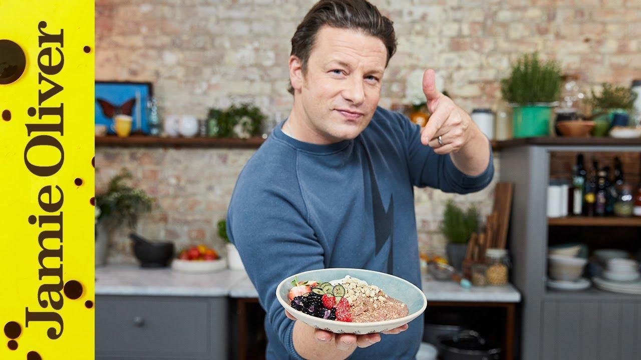 Best Bircher muesli: Jamie Oliver