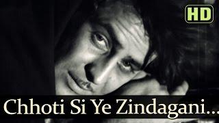 Chhoti Si Yeh Zindagani - Raj Kapoor - Aah - Mukesh
