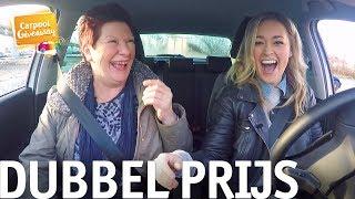 Hoera voor winnares Ciska In deze video van Carpool Giveaway verrassen we