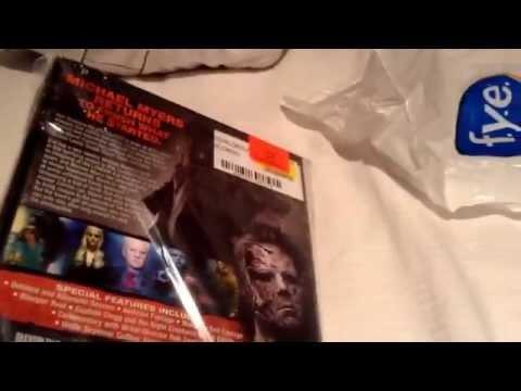 UnBoxing Halloween II Rob Zombie Directors Cut (2007)