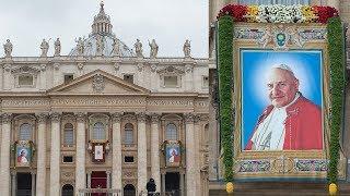 #GiovanniXXIII: la venerazione del Santo nella Basilica di San Pietro