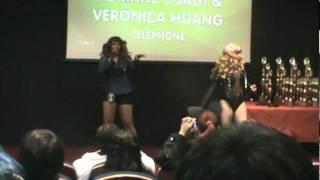 Telephone - Nani Usagi e Verônica Skuld - Animekê Festival 7 (Animekê - categoria Duplas/Grupos)