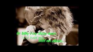 Hold me - Ebba Forsberg with lyric