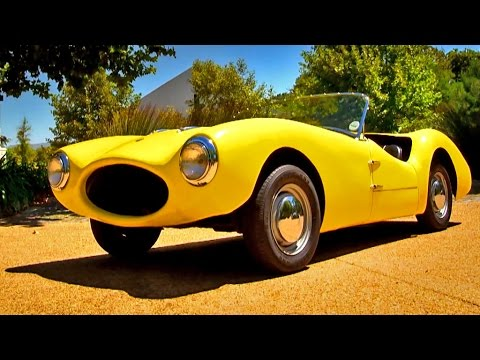 The Classic Cars Of South Africa - Fifth Gear