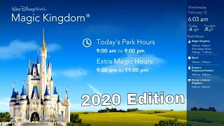 Walt Disney World Today Resort TV Loop - February 2020 | WDW Resort TV