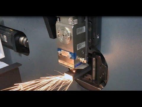 Laser na řezání trubek HDTC 60170