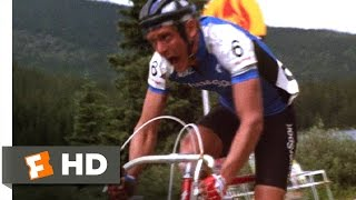 American Flyers (1985) - Race to the Finish Scene (9/9)   Movieclips