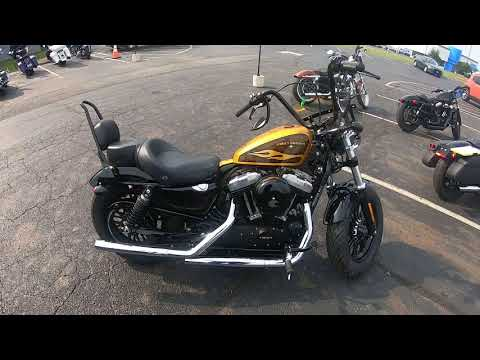 2016 Harley-Davidson Sportster Forty-Eight XL1200X