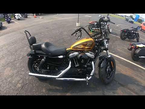 2016 Harley-Davidson Sportster Forty-Eight XL1200X