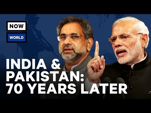India and Pakistan's Partition: 70 Years Later   NowThis World
