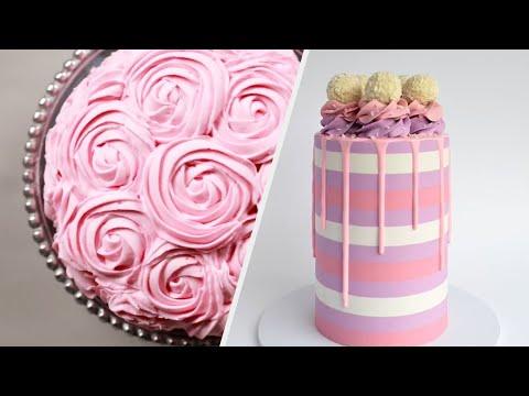 Mesmerizing Cake Decor • Tasty Recipes