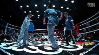 Kyoka VS 郭丁宁  HIPHOP 决赛  Yo,It