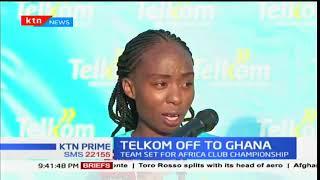 Telkom Women Hockey Team has their eyes set of the African Club Championships in Ghana