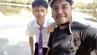 Chiang Mai Bike tour (Doi Suthep, Old Chiang Mai, Chiang Mai University & Indian food)