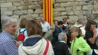 preview picture of video 'La DIADA a Puigcerdà - 2008'