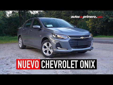 Chevrolet Onix Sedan 2021 🔥 Nueva generación Turbo 🔥 Prueba - Reseña