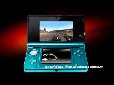 F1 2011 na Nintendo 3DS má datum