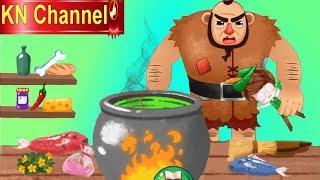 HẠT ĐẬU THẦN   TRUYỆN CỔ TÍCH THIẾU NHI   Trò chơi KN Channel   STORY FOR KIDS   GAME VIDEO