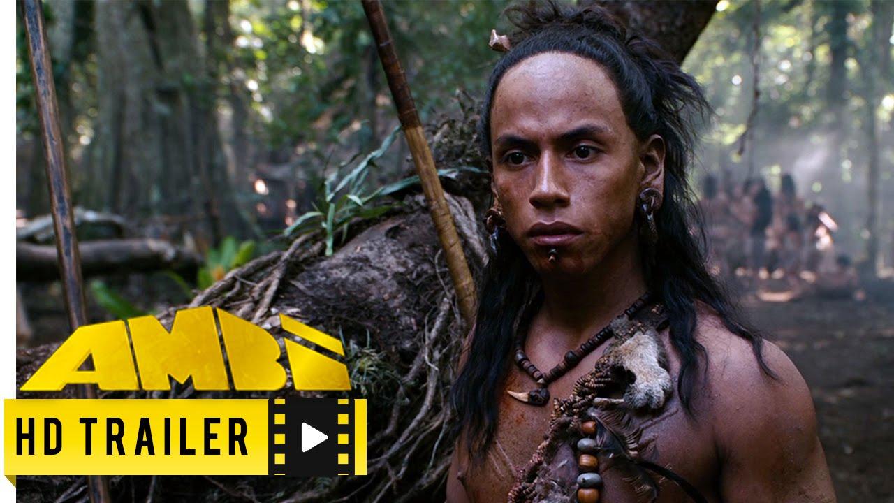 Trailer för Apocalypto