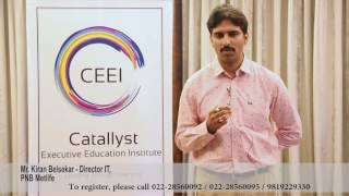 The CEEI Persuasive Communication Feedback Kiran Belsekar, PNB Metlife