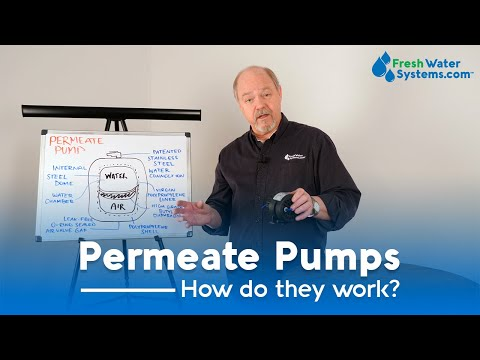 What is a Permeate Pump and How Does it Work?