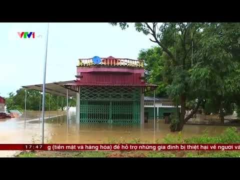 Twenty dead as tropical storm batters Vietnam