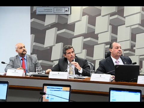 CAE recebe presidente do Banco Central (BC), Roberto Campos Neto - 19/11/2019