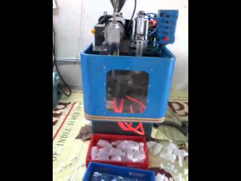 HDPE Bottle Making Machine