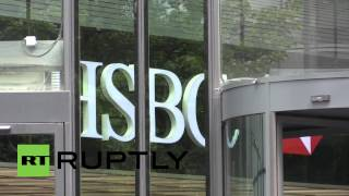 UK: HSBC To Axe Up To 50,000 Jobs Worldwide
