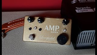 LovePedal Amp Eleven Overdrive, Demo By GioLion