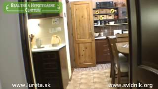 preview picture of video 'Zrekonštruovaný 3-izbový byt - ČSL. armády, Svidník SK0316'