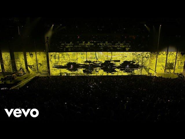 Invisible (Live) - U2