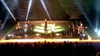 5ive Greatest Hits tour, De Montfort Hall, Leicester - How d'ya feel