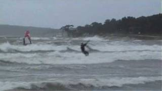 preview picture of video 'Windsurfing Mega jugo'