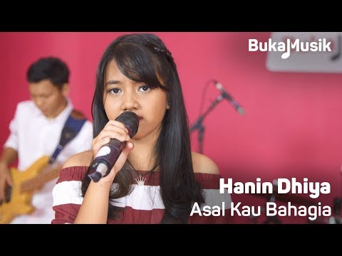 Hanin Dhiya - Asal Kau Bahagia (Armada Cover Full Band With Lyrics) | BukaMusik Mp3