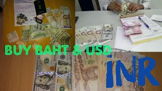 Foreign currency exchange in India