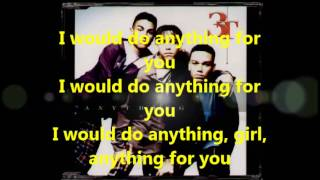 3T-ANYTHING LYRICS