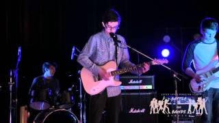 Rome Hero Foxes   Bad Thoughts @ SLMC Battle Of The Bands 2014