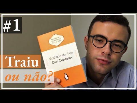 Livro #1 | DOM CASMURRO, de Machado de Assis
