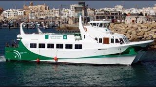 En catamarán hasta Cádiz