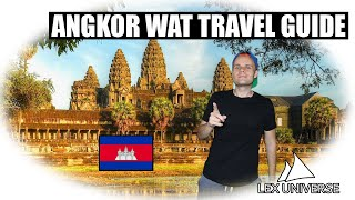 🇰🇭 ANGKOR WAT & SIEM REAP 2021 TRAVEL GUIDE [EVERYTHING you need to KNOW]
