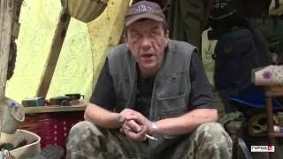 Просницкий отшельник. 13 лет одиночества в лесу